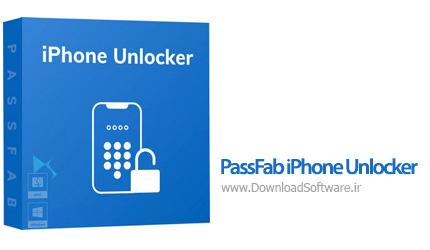 دانلود PassFab iPhone Unlocker نرم افزار باز کردن قفل گوشی آیفون