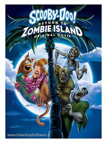 دانلود کارتون Scooby-Doo: Return to Zombie Island 2019