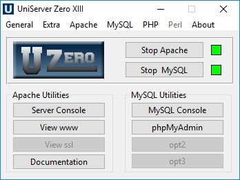 دانلود ZUniform Server Zero XIII