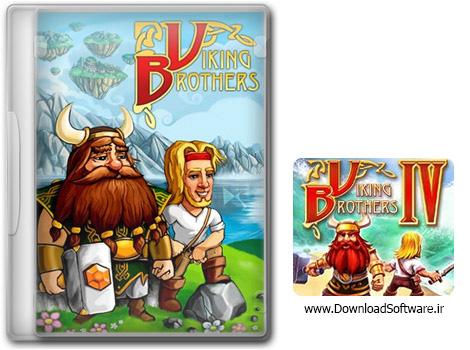 دانلود بازی Viking Brothers 6 Collectors Edition برای کامپیوتر