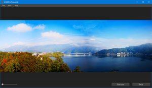 دانلود WidsMob Panorama بهترین نرم افزار ساخت عکس پانوراما