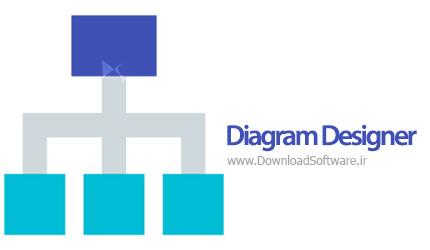 دانلود برنامه Diagram Designer نرم افزار طراحی دیاگرام و فلوچارت