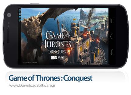 دانلود بازی Game of Thrones: Conquest بازی گیم آف ترونز برای اندروید