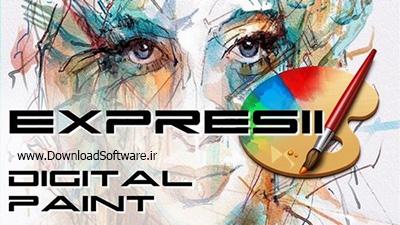 دانلود Expresii نرم افزار نقاشی کشیدن با آبرنگ