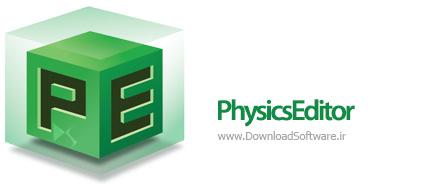 دانلود PhysicsEditor نرم افزار طراحی و اشکال زدایی موتور های بازی سازی