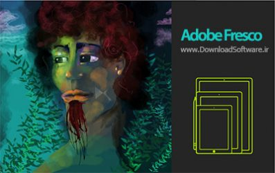 دانلود Adobe Fresco نرم افزار ترسیم حرفهای نقاشی