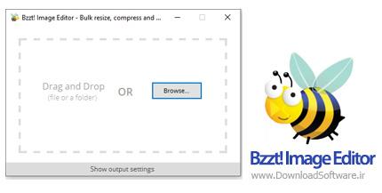 دانلود Bzzt! Image Editor Pro نرم افزار ویرایش عکس برای کامپیوتر