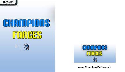 دانلود بازی Champions Forces برای کامپیوتر