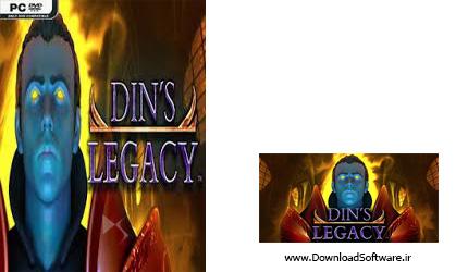 دانلود بازی اکشن جدید Dins Legacy برای کامپیوتر
