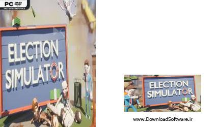 دانلود بازی Election Simulator برای کامپیوتر