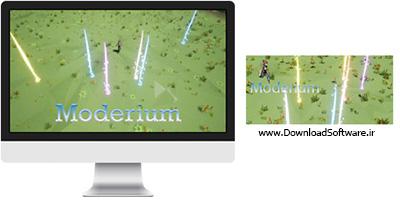 دانلود بازی کامپیوتری Moderium نسخه SKIDROW