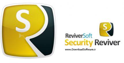 دانلود Reviversoft Security Reviver نرم افزار شناسایی آسیب های امنیتی رجیستری
