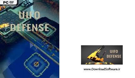 دانلود بازی کامپیوتری جدید UIFO Defense HD