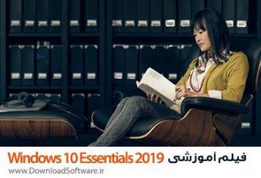 دانلود فیلم آموزشی Windows 10 Essentials 2019