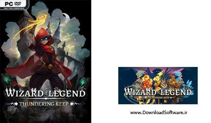 دانلود بازی Wizard of Legend Thundering Keep برای کامپیوتر