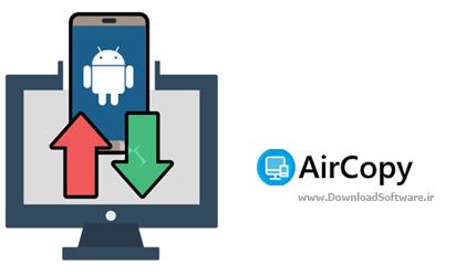 دانلود Aircopy نرم افزار انتقال فایل از تلفن های همراه به رایانه