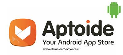 دانلود آپتوید Aptoide – برنامه ماركت خارجي برای اندرويد