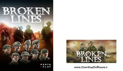 دانلود بازی Broken Lines برای کامپیوتر