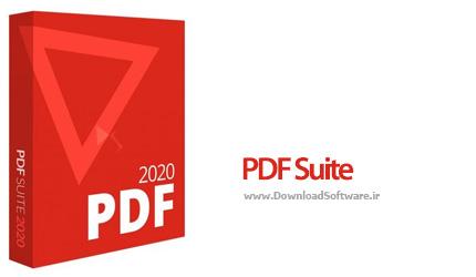 دانلود PDF Suite Professional + OCR نرم افزار کار با فایل های پی دی اف