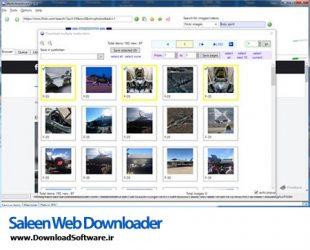 دانلود Saleen Web Downloader نرم افزار دانلود فیلم انلاین از اینترنت