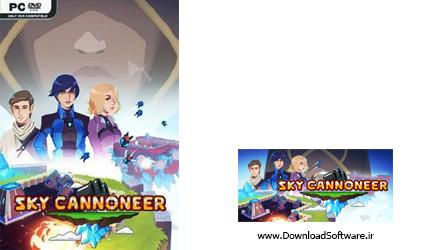 دانلود بازی Sky Cannoneer برای پلتفرم کامپیوتر