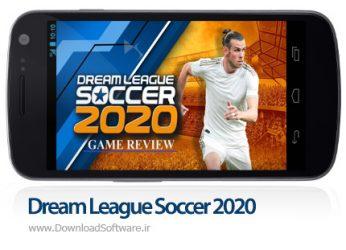 دانلود Dream League Soccer 2020 بازی فوتبال لیگ رویایی 2020 اندروید