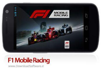 دانلود F1 Mobile Racing بازی مسابقات اتومبیلرانی فرمول 1 اندروید