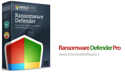 دانلود Ransomware Defender Pro نرم افزار ضد باجگیر برای کامپیوتر