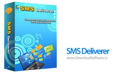 دانلود SMS Deliverer Enterprise نرم افزار ارسال اس ام اس با کامپیوتر