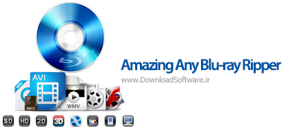 دانلود نرم افزار Amazing Any Blu-ray Ripper