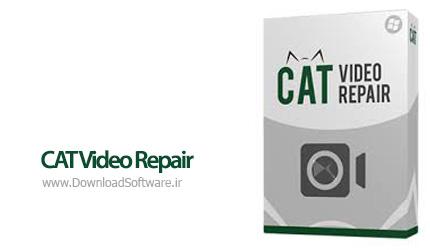 دانلود CAT Video Repair نرم افزار تعمیر فایل های ویدیویی خراب