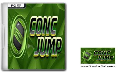 دانلود بازی کم حجم Conc Jump برای پلتفرم کامپیوتر
