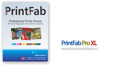 دانلود PrintFab Pro XL نرم افزار پرینت حرفه ای برای کامپیوتر