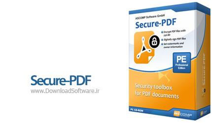 دانلود نرم افزار Secure-PDF Pro Edition