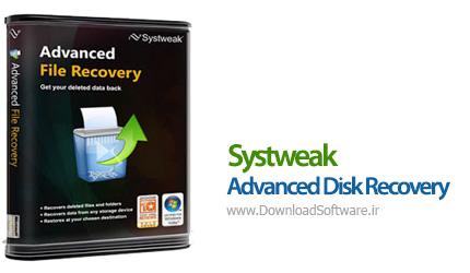 دانلود Systweak Advanced Disk Recovery نرم افزار بازیابی اطلاعات هارد دیسک