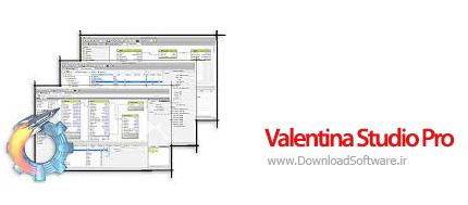 دانلود Valentina Studio Pro نرم افزار ساخت و مدیریت پایگاههای داده