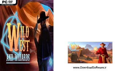 دانلود بازی Wild West and Wizards برای کامپیوتر