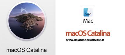 دانلود macOS Catalina سیستم عامل مکینتاش کاتالینا