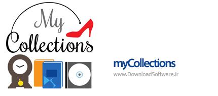 دانلود myCollections Pro نرم افزار مدیریت فایل های چند رسانه ای