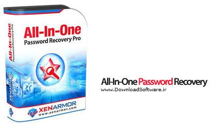 دانلود All-In-One Password Recovery Pro Enterprise نرم افزار بازیابی تمامی رمزهای عبور در ویندوز