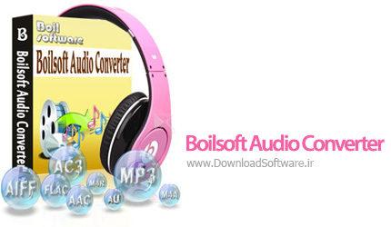 دانلود Boilsoft Audio Converter نرم افزار استخراج صدا