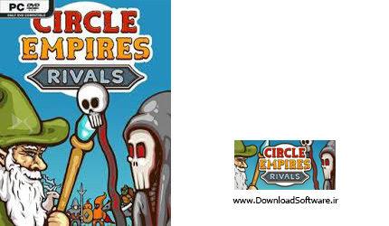 دانلود بازی Circle Empires Rivals برای پلتفرم کامپیوتر