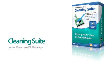 دانلود Cleaning Suite Professional نرم افزار تمیز کننده ی ویندوز