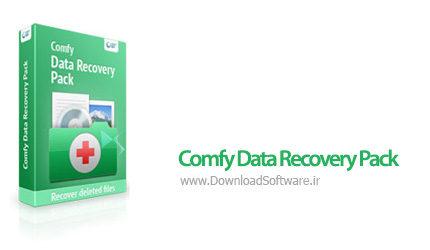 دانلود Comfy Data Recovery Pack نرم افزار بازیابی اطلاعات ویندوز