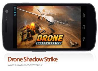دانلود Drone Shadow Strike - بازی موبایل پهپاد هجوم سایه ها + نسخه مود