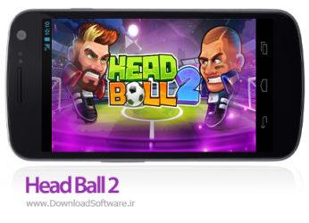 دانلود Head Ball 2 بازی فوتبال هدبال 2 برای گوشی اندروید