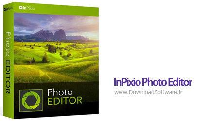 دانلود InPixio Photo Editor نرم افزار ویرایشگر عکس ویندوز