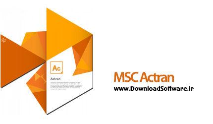 دانلود نرم افزار MSC Actran 2020 شبیه سازی پدیده های آکوستیکی