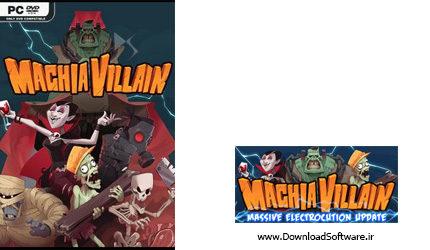 دانلود بازی MachiaVillain Plague برای کامپیوتر