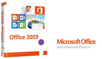 دانلود Microsoft Office Pro Plus Retail-VL Version 2019
